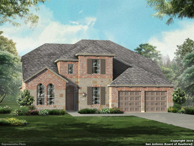 Bulverde Single Family Home New: 3782 Chicory Bend