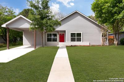 Single Family Home New: 339 Cherry Ridge Dr