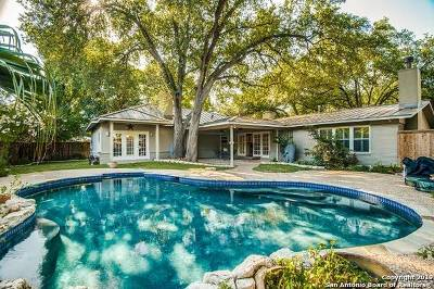 San Antonio Single Family Home Price Change: 434 Northridge Dr