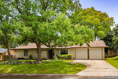 San Antonio Single Family Home New: 7919 Pinebrook Dr