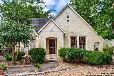 San Antonio Single Family Home New: 350 Elmhurst Ave