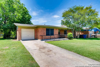 San Antonio Single Family Home New: 4711 Creekmoor Dr
