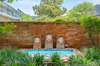 San Antonio Condo/Townhouse New: 8401 New Braunfels Ave #211A