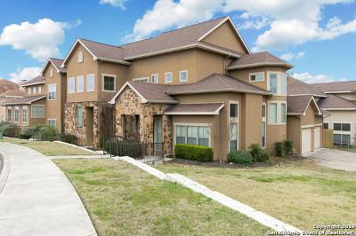 San Antonio Single Family Home New: 22217 Sausalito Ct
