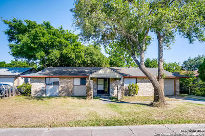 San Antonio Single Family Home New: 5942 Midcrown Dr