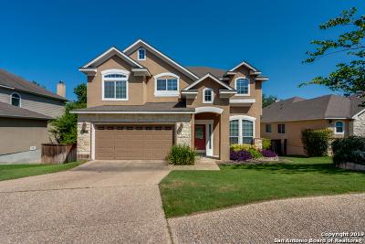 San Antonio Single Family Home New: 14283 Savannah Pass