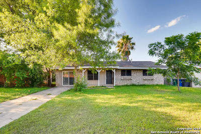San Antonio Single Family Home New: 5111 Village Way