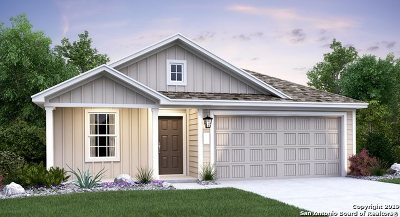 Converse Single Family Home New: 10338 Waverunner
