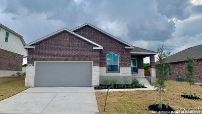 New Braunfels Single Family Home New: 2190 Flintshire