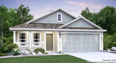 Converse Single Family Home New: 10307 Waverunner