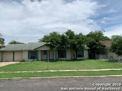 San Antonio Single Family Home New: 6907 Twin Lake Dr