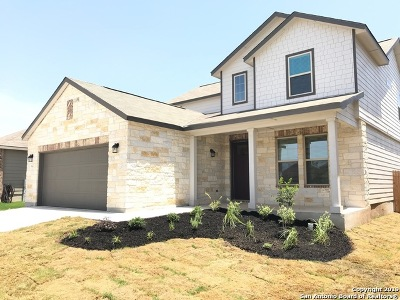 Helotes Single Family Home New: 8422 Clipper Harbor