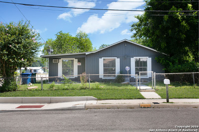 San Antonio Single Family Home New: 704 Milvid Ave