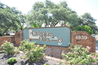 San Antonio Condo/Townhouse New: 4839 Brandeis Dr #1113