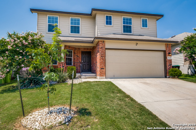 San Antonio Single Family Home New: 11631 Hidden Terrace