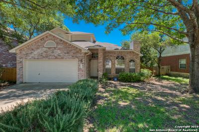 San Antonio Single Family Home New: 1510 Blackbridge