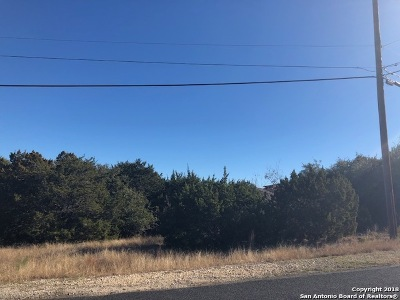 San Antonio Residential Lots & Land New: 25828 Echo Terrace St