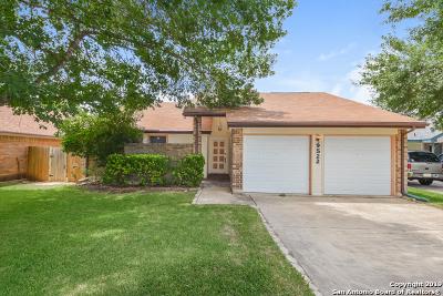 San Antonio Single Family Home New: 9522 Brook Green