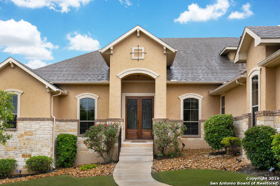 Boerne Single Family Home New: 10451 Star Mica