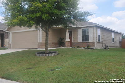 San Antonio Single Family Home New: 10934 Dewlap Trail