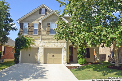 Boerne Single Family Home Price Change: 232 Mustang Run
