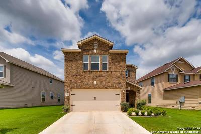 San Antonio Single Family Home New: 11319 Impressive Way