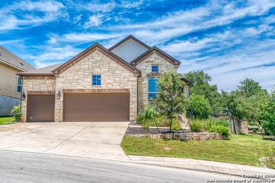 San Antonio Single Family Home New: 2023 Chaffin Way