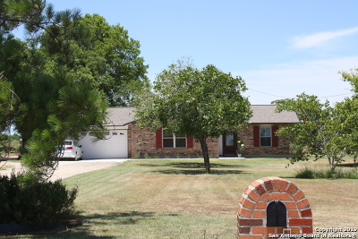Atascosa County Single Family Home Price Change: 665 Deer Trail Dr
