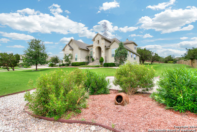 Garden Ridge Single Family Home New: 9014 Cinnabar Ct