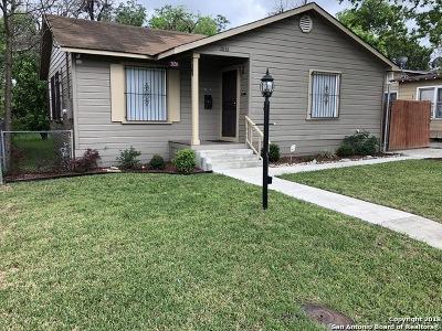 Single Family Home New: 2836 E Houston St