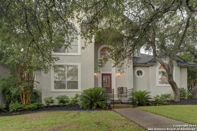 San Antonio Single Family Home New: 19811 Wittenburg