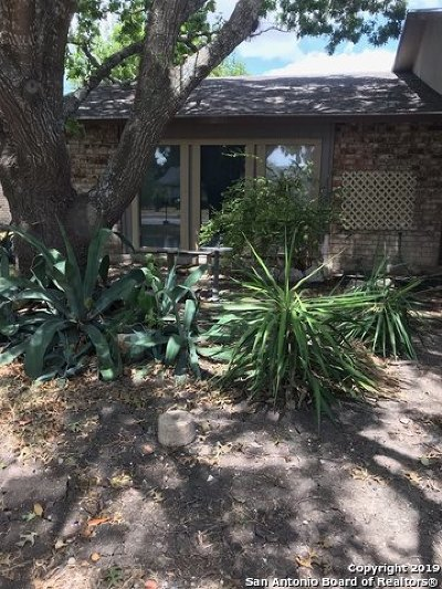 San Antonio TX Single Family Home Back on Market: $167,500