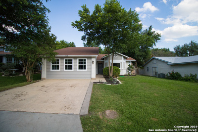 Converse Single Family Home New: 7118 Clipper Ridge Dr