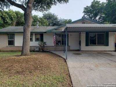 San Antonio Single Family Home New: 3130 Darby Blvd