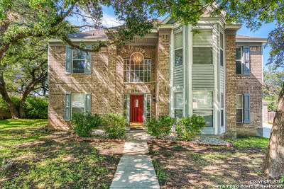 San Antonio Single Family Home New: 8503 Knights Knoll Dr
