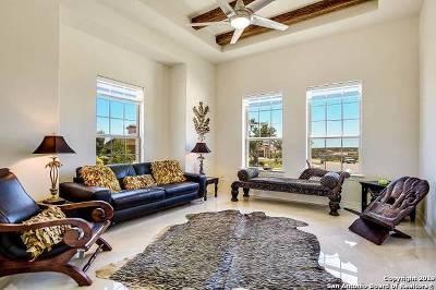 San Antonio Single Family Home New: 22827 Estacado