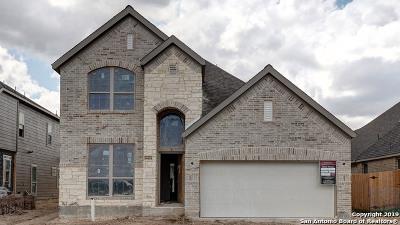 San Antonio Single Family Home New: 14414 Hallows Grv