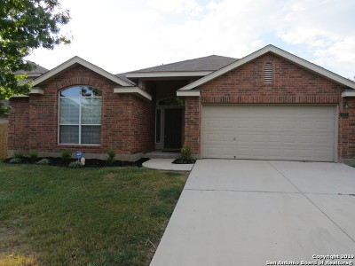Converse Single Family Home New: 9519 Justice Ln