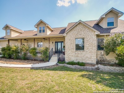 Boerne Single Family Home New: 131 Rio Frio Ct