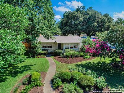 San Antonio Single Family Home New: 251 Brightwood Pl
