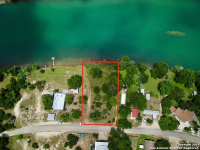 Bandera Residential Lots & Land For Sale: 24 Lakeshore Dr N