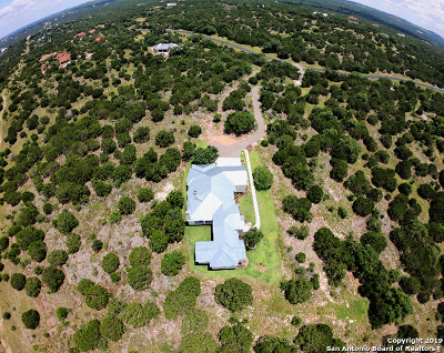 Boerne Single Family Home New: 109 Wood Glen