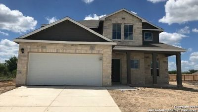 New Braunfels Single Family Home New: 588 Agave Flats