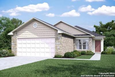 San Antonio Single Family Home New: 2027 Sisyphus View