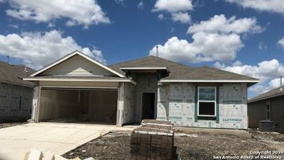 New Braunfels Single Family Home New: 536 Agave Flats