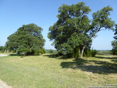 Canyon Lake Residential Lots & Land New: 1226 Libby Lookout