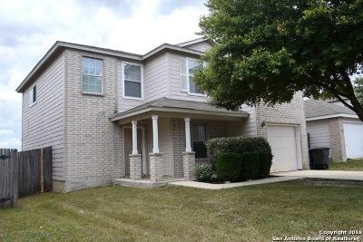San Antonio Single Family Home Price Change: 7047 Hallie Spirit