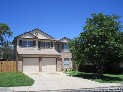 San Antonio Single Family Home New: 5630 Timber Star