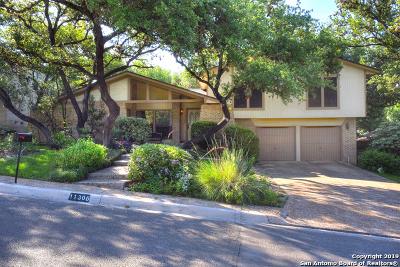San Antonio Single Family Home New: 11306 Whisper Dawn St