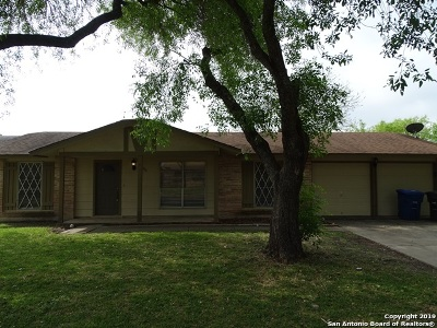 San Antonio Single Family Home New: 9430 Nashville